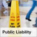 Public liability insurance compared